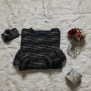 Vintage Oversized Boyfriend Sweater SZ XXL